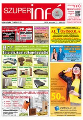 Dombóvári Szuperinfó 2019. 11. szám