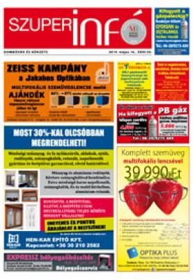 Dombóvári Szuperinfó 2019. 20. szám