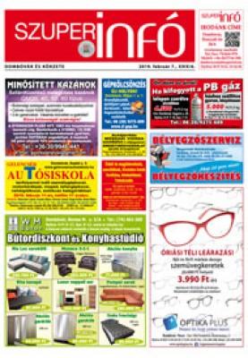 Dombóvári Szuperinfó 2019. 06. szám