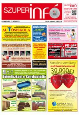 Dombóvári Szuperinfó 2019. 18. szám