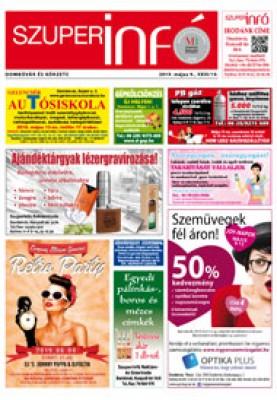 Dombóvári Szuperinfó 2019. 19. szám