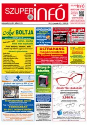 Dombóvári Szuperinfó 2019. 05. szám